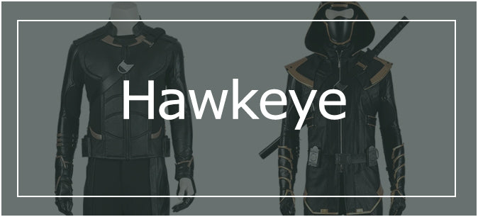 Hawkeye Cosplay Costumes