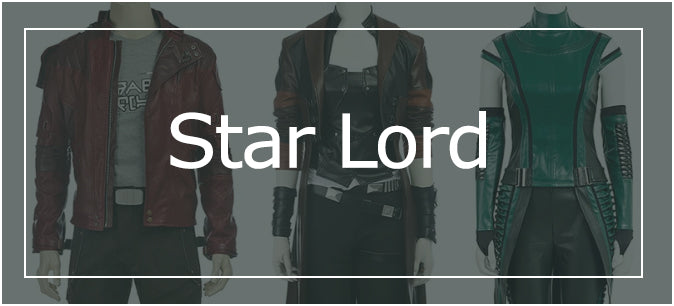 star lord cosplay costumes