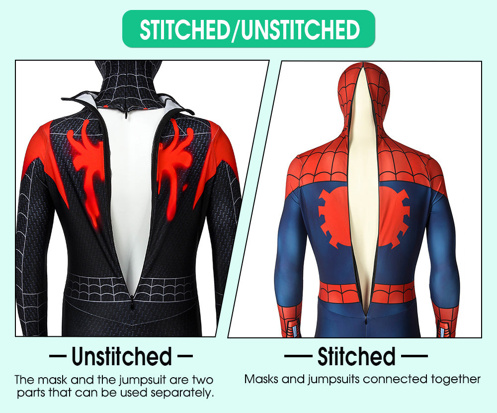 spider-man masks designs