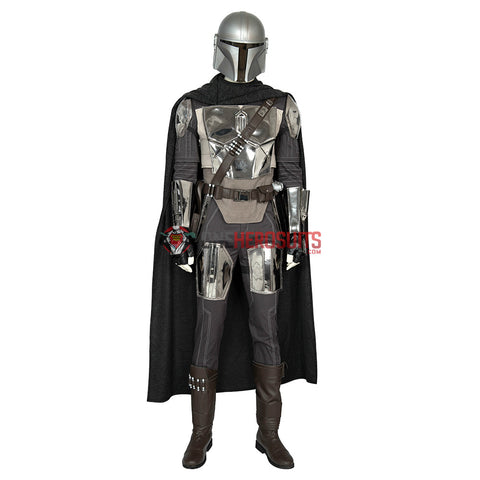 Mandalorian Costumes Movie Level Star Wars Cosplay Suits