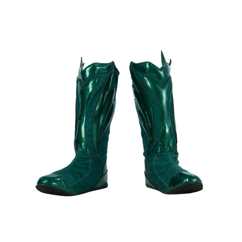 Aquaman Cosplay Shoes King Of The Seven Seas Boots