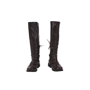 Arya Stark Cosplay Boots Game of Thrones Season 8 Cosplay Shoes Movie Level