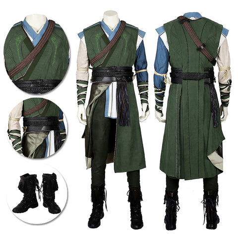 Baron Mordo Cosplay Costumes Doctor Strange Movie Level Costumes