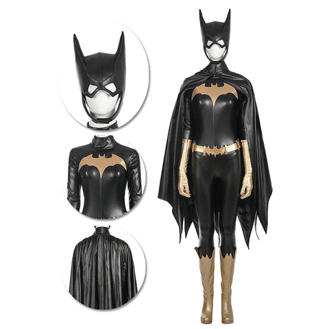 Batgirl Cosplay Costumes Arkham Knight Movie Level Cosplay Suits