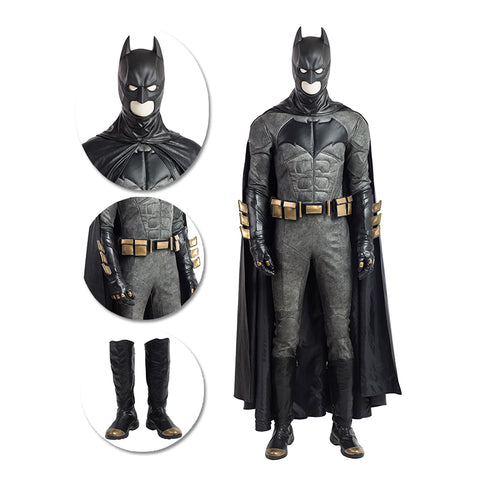 Batman Cosplay Costumes Movie Level Batman Leather Suits