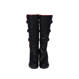 Batwoman Cosplay Boots Kate Kane Cosplay Shoes Movie Level