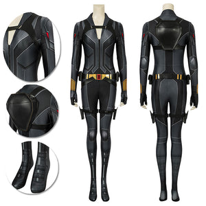 Black Widow 2020 Natasha Cosplay Costume 3D Printed Cosplay Suit