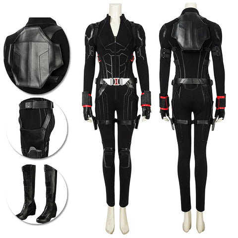 Black Widow Cosplay Costumes Avengers 4 Endgame Cosplay Suit