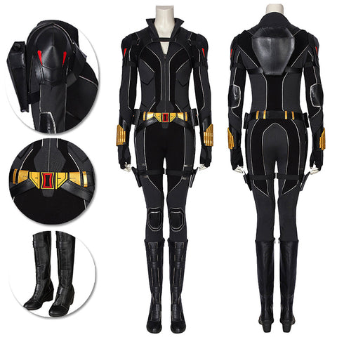Black Widow Cosplay Costumes Natasha Romanoff 2020 Cosplay Suit