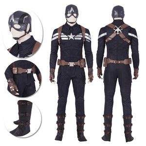 Captain America Cosplay Costumes Avengers Endgame Cosplay Suits