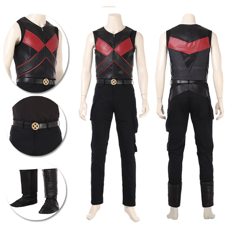 Colossus Cosplay Costumes Deadpool 2 Cosplay Suits Edition