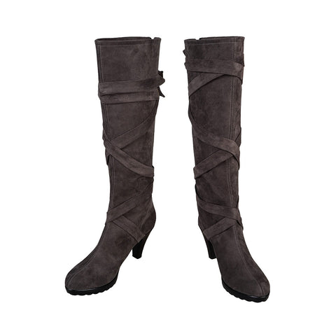 Daenerys Targaryen Cosplay Boots GOT S8 Top Level Cosplay Shoes