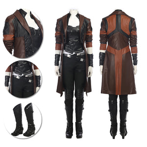 Gamora Cosplay Costumes Avengers Movie Level Cosplay Suits