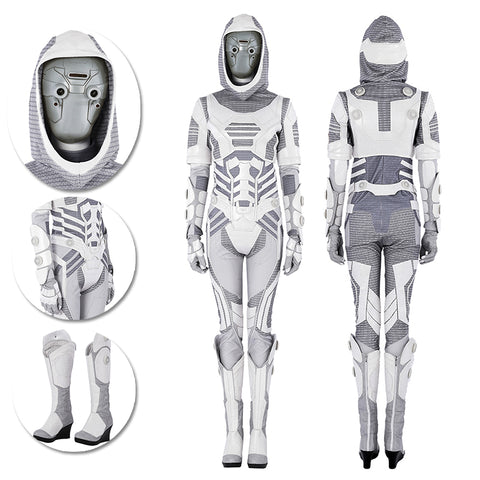 Ghost John Morley Cosplay Costume Ant-man Cosplay Suits