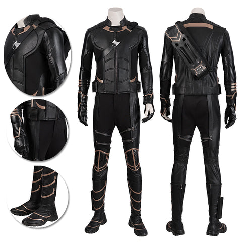 Hawkeye Cosplay Costumes Endgame Movie Level Suits