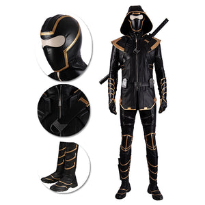 Hawkeye Ronin Cosplay Costumes Endgame Movie Level Suits