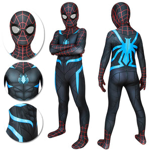Kids Spider-man Secret War Suit For Children Halloween Cosplay