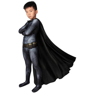Christmas Gifts For Kids Batman Cosplay Costume Children Batman Cosplay Suit With Cloak