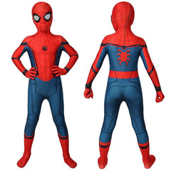 Christmas Gifts For Kids Spider-man Cosplay Costume Children Spiderman BodySuit