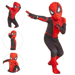 Christmas Gifts For Boys Spider Man Far From Home Cosplay Suits