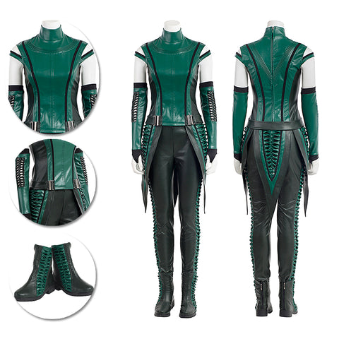 Mantis Lorelei Cosplay Costumes Movie Level Mantis Green Suits