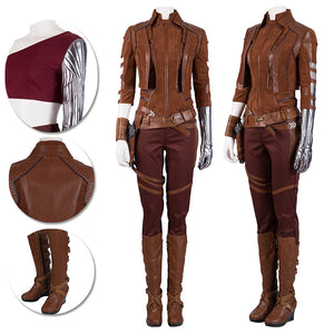 Nebula Cosplay Costumes Avengers Endgame Cosplay Suits Ver.1