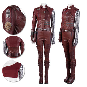 Nebula Cosplay Costumes Avengers Endgame Cosplay Suits Ver.2