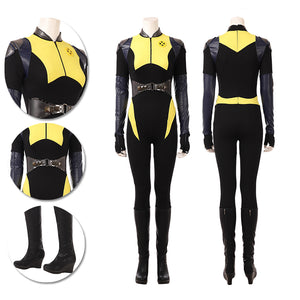 Negasonic Teenage Warhead Cosplay Costumes Deadpool 2 Edition