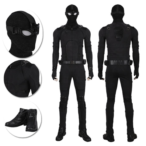 Night Monkey Cosplay Costumes Spider-man Far From Home Stealth Suits