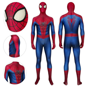 Peter Paker Suit The Amazing Spider Bodysuit
