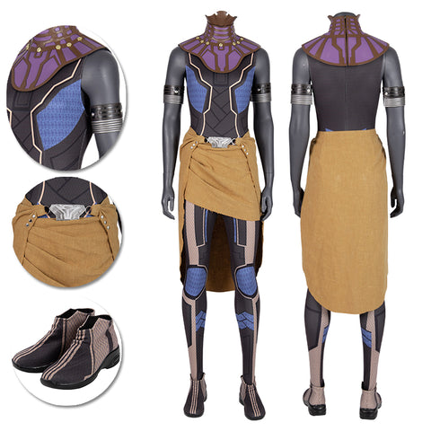 Shuri Cosplay Costumes Black Panther Movie Level Cosplay Suit