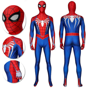 Spider-Man Cosplay Costumes PS4 SpiderMan Cosplay Suit