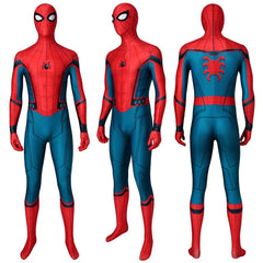 Spider-Man Far From Home Cosplay Costume Peter Parker 3D Printed BodySuit