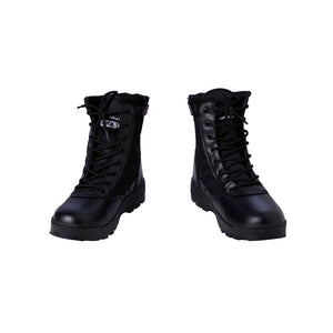Spider-Man Noir Cosplay Shoes Spider-Man Black Boots