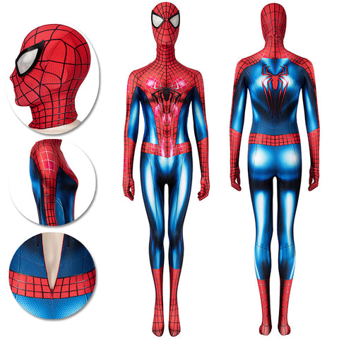 Spider-man Girls Cosplay Costume Tobey Maguire Edition For Female