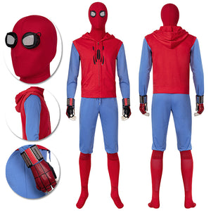 Spider-man Homecoming Cosplay Costumes Spider-man Ver.2 OneHeroSuits