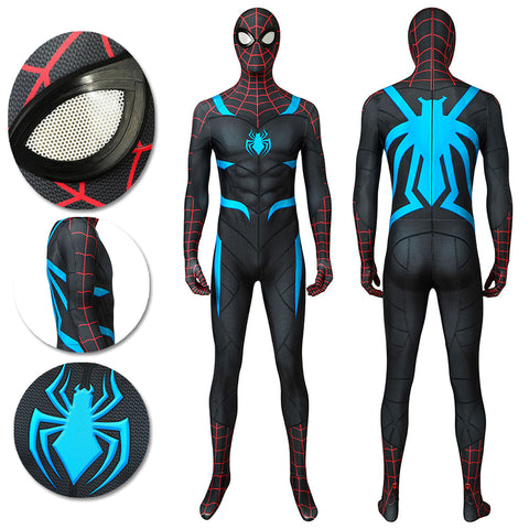 Spider-man Secret War Bodysuit 3D Printed Cosplay Costume