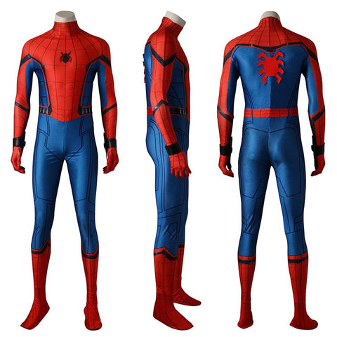Spider-man Homecoming Cosplay Costume Peter Paker Suit