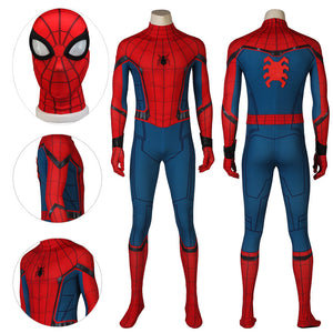 Spider-man Homecoming Suit Peter Paker Classic Bodysuit