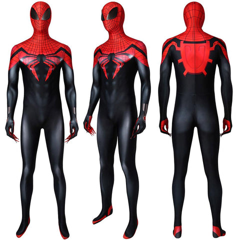 Superior Spider-Man Cosplay Costume Superior Spider BodySuit 3D Printed