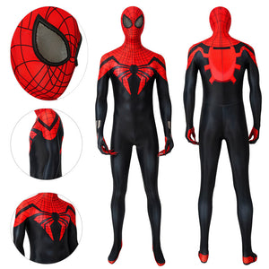 Superior Spider Suit Comic Spiderman Bodysuit