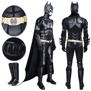 The Dark Knight Rises Cosplay Costumes Batman Cosplay Suits