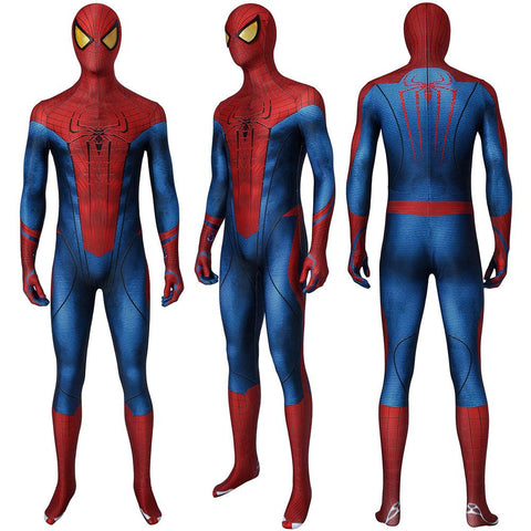 The Amazing Spider-Man Cosplay Costume Peter Parker HD Printed Zentai