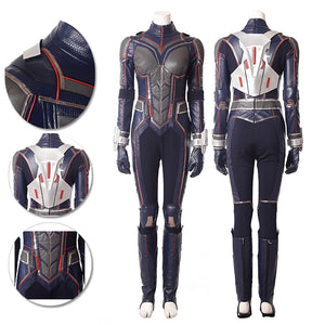 The Wasp Cosplay Costumes Ant-man Movie Level Cosplay Suits