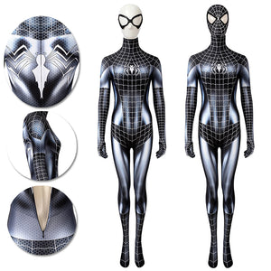 Venom Cosplay Suit For Ladies Spider-man Girls Cosplay Costume