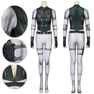 Yelena Belova Cosplay Costumes Black Widow 2020 Spandex Cosplay Suit