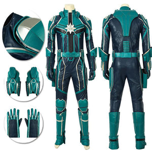 Yon-Rogg Cosplay Costumes Captain Marvel Cosplay Suit
