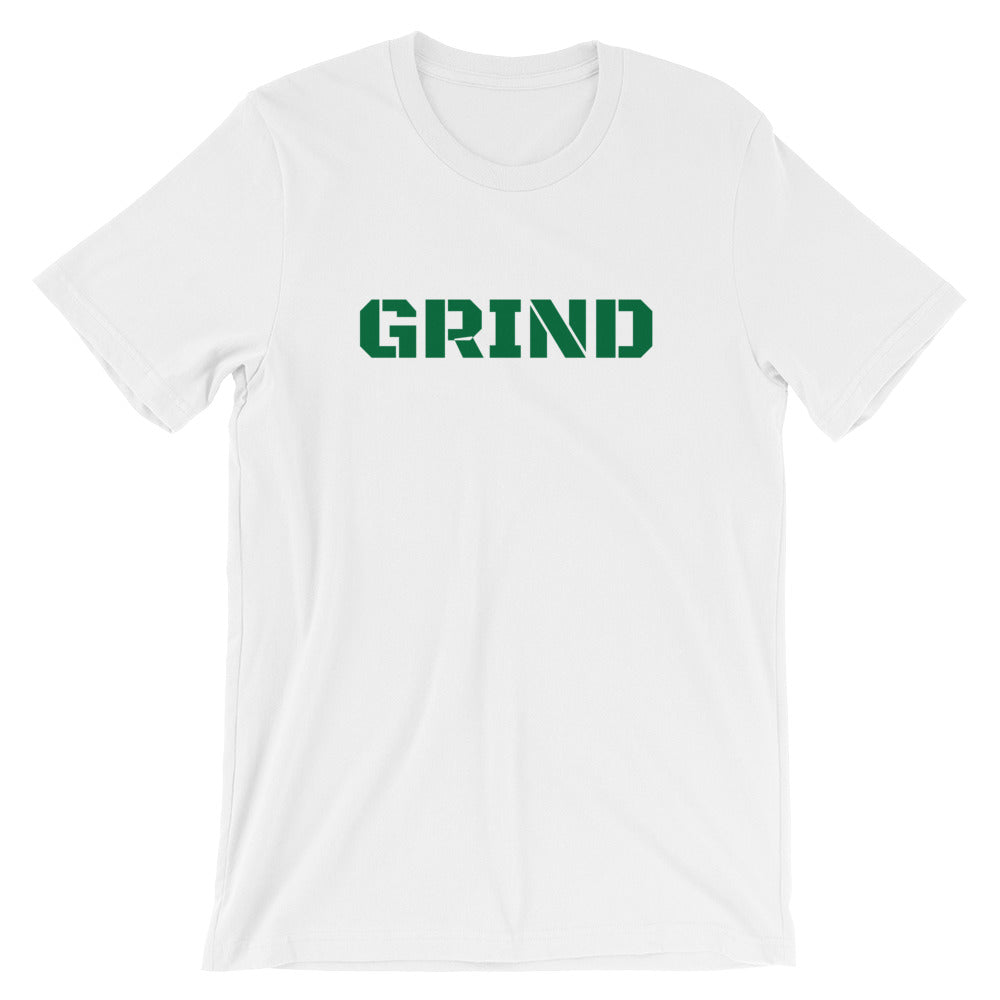 GRIND Short-Sleeve Unisex T-Shirt