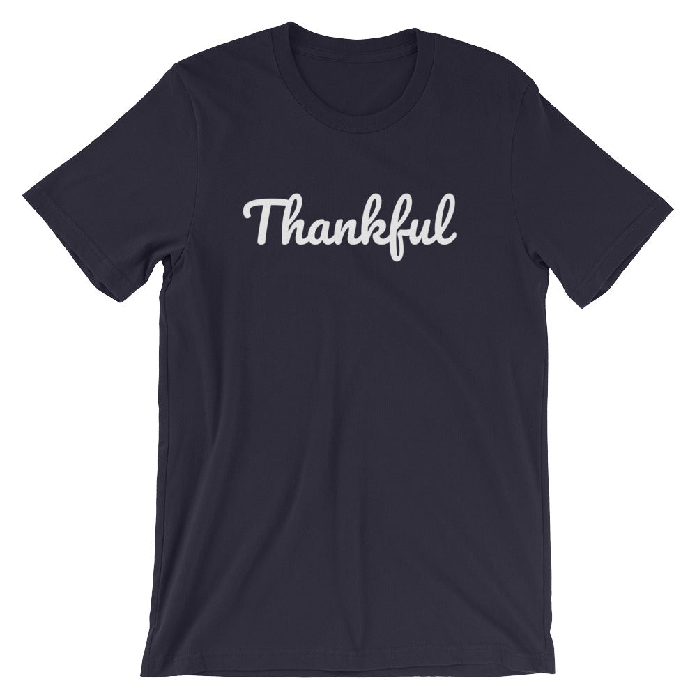 THANKFUL - Short-Sleeve Unisex T-Shirt