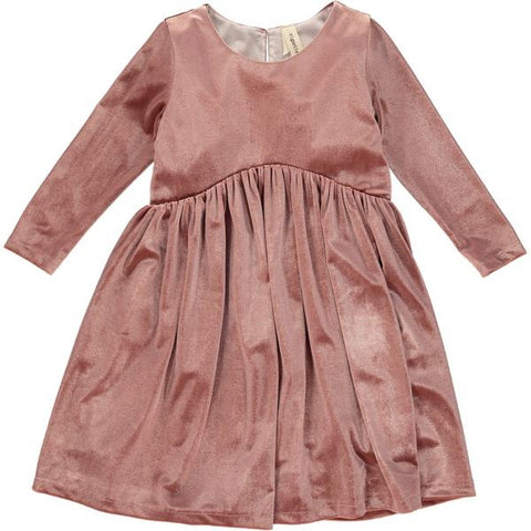 Charlotte Dress in Rose
